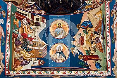 Religious painting IX
