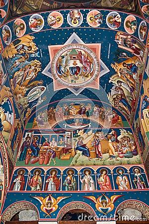 Religious painting VI
