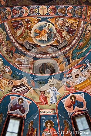 Religious painting X