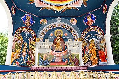 Religious painting XV