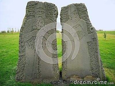 Religious sculptures