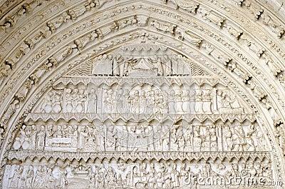 Religious stonework