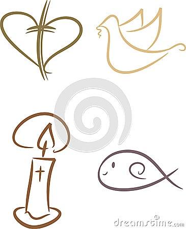Religious Symbols, Set II