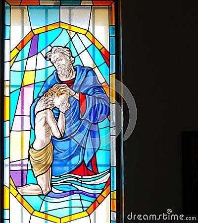 Religious window