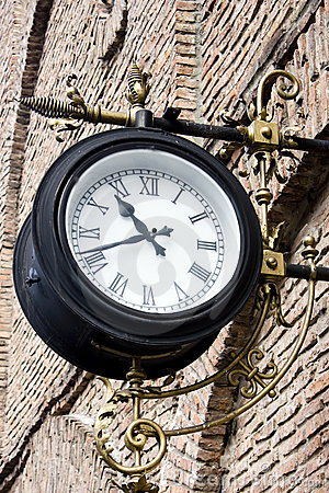 Reloj de la calle