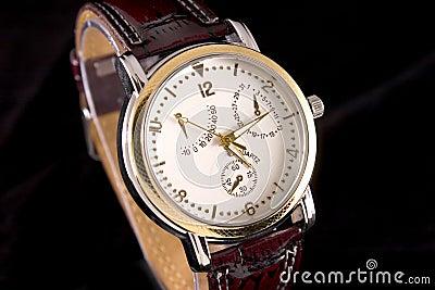 Reloj de la cronografía