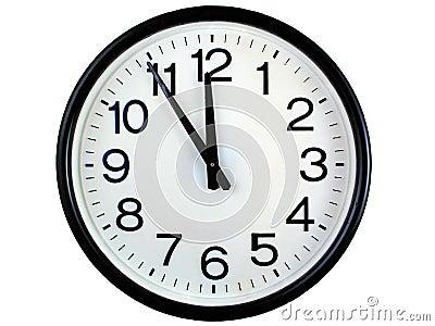 Reloj de pared redondo fotos de archivo imagen 3749873 - Relojes de pared diseno ...
