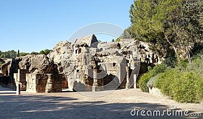 Remains da civilização romana