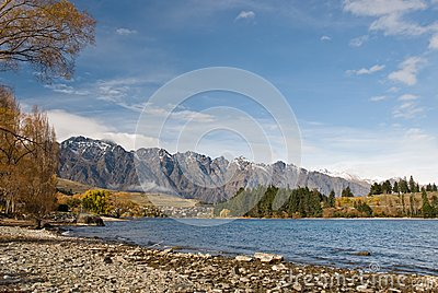 The Remarkables, Lake Wakatipu