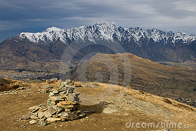 Remarkables range