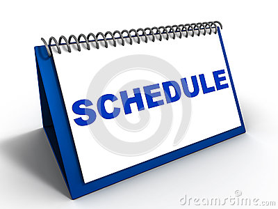 Remember schedule appointments