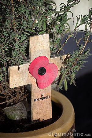 Remembrance Crucifix.