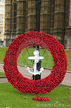 Remembrance Day Editorial Image