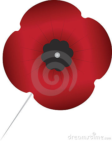 Free Remembrance Day Poppy Royalty Free Stock Images - 20731699
