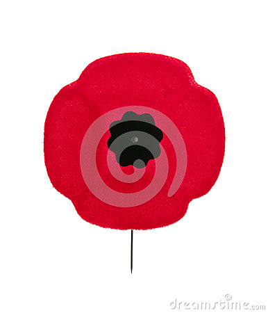 Free Remembrance Day Poppy Royalty Free Stock Photo - 28803195