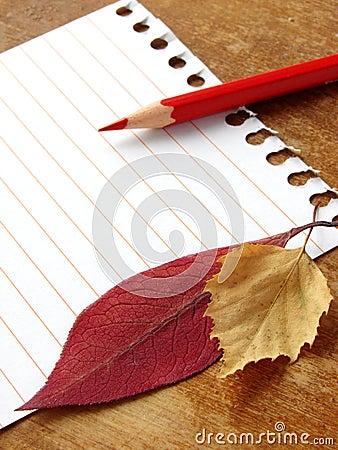 Reminder leaves 1