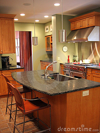 Remodeled, kitchen