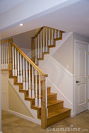 Remodeled Luxurious Staircase
