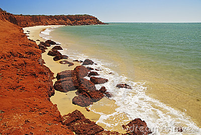 Remote Australian Beaches