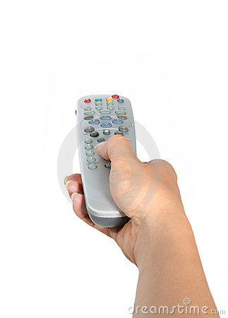 Free Remote Control Stock Photography - 1052782
