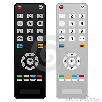 Free Remote Control Royalty Free Stock Photo - 15321525