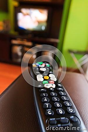 Free Remote Control Stock Image - 42283631