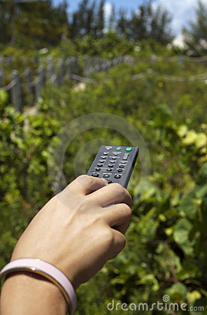 Remote Control Outside