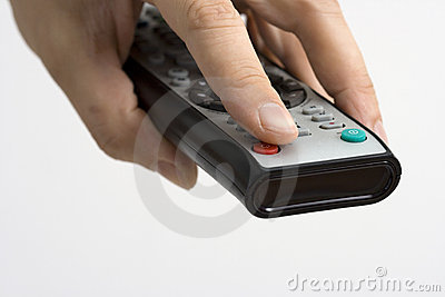 Remote Control Turn Off