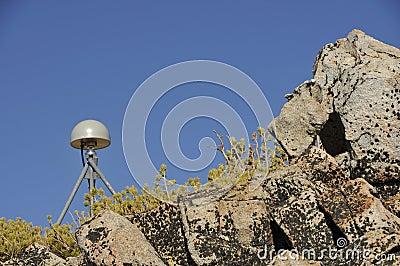 Remote GPS Antenna
