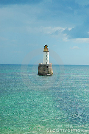Free Remote Lighthouse Stock Photography - 658642