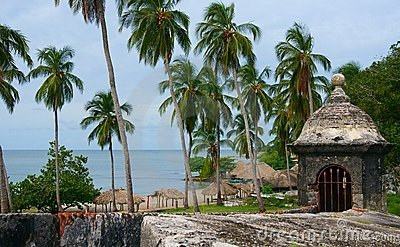 Rempart, fort San Fernando