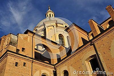 Renaissance architecture, San Lorenzo Mantua