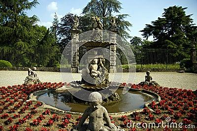 Renaissance garden
