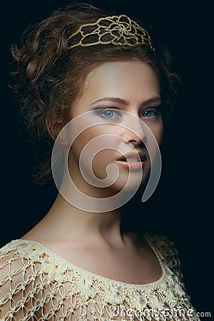 Free Renaissance Portrait Stock Images - 17175384