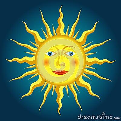 Renaissance sun
