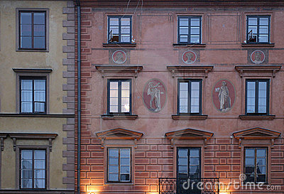 Renaissance windows