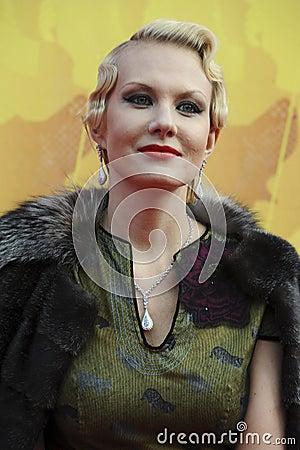 Renata  Litvinova Editorial Image