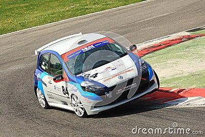 Renault Clio Cup Italia Editorial Image