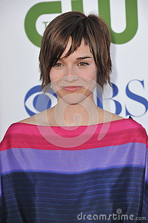 Renee Felice Smith Star Of Ncis La At The Cbs Summer Tca Party