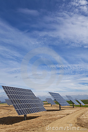 Renewable Energy Photovoltaic Solar Panels