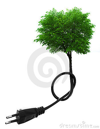 Free Renewable Green Energy Concept Royalty Free Stock Images - 5599459
