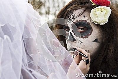 Renivellement de Halloween