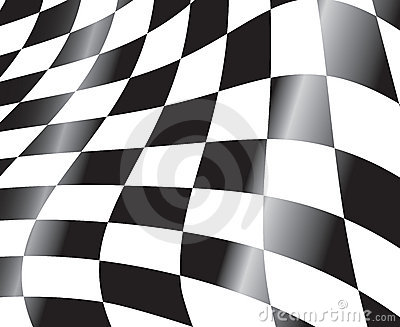 Rennende vlag
