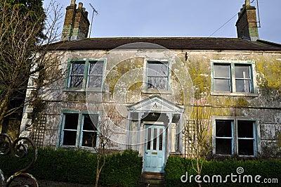 Rennovation and restoration Old house England
