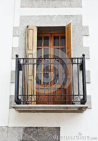 Renovated Facade