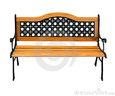 Renovated high quality stylish bench
