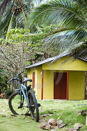 Rental cabana room jungle nicaragua