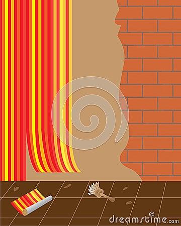 Repair of apartments for families
