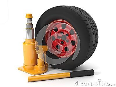 Repair of automobiles