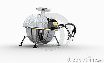 Repair drone